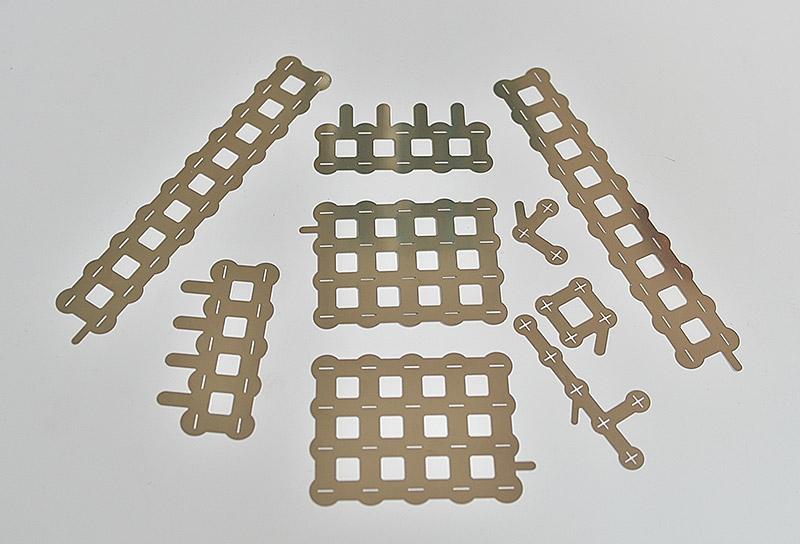 新能源配件 连接镍片